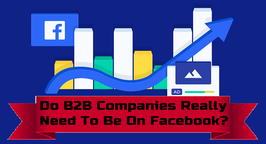 b2b companies social media