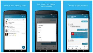 شرح تطبيق BBM Enterprise بي بي ام