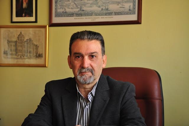 Η «Χαλαμονή» του Ποντιακού Ελληνισμού - Συνέντευξη με το συγγραφέα Α. Παυλίδη