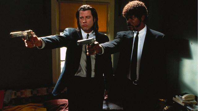Review - The Gaucho Film Club: Pulp Fiction