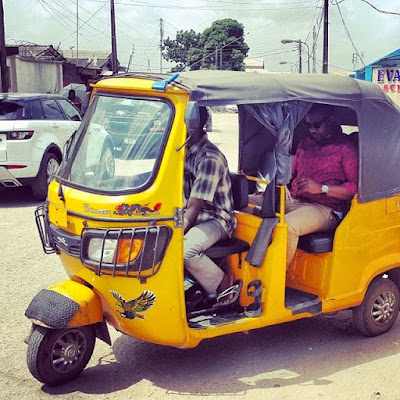 Plateau State Government Bans 'Keke Napep' In Jos