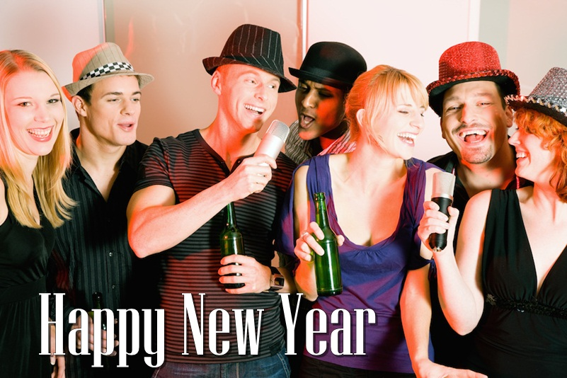 Happy New Year Party Image