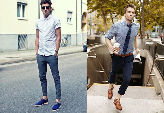 usar sapato sem meia