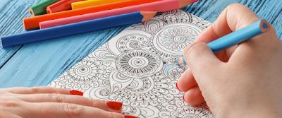 Avantages de la coloration des mandalas pour votre esprit et votre corps