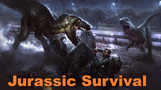 Jurassic Survival BAIXAR APK+MOD ATUALIZADO v1.0.3