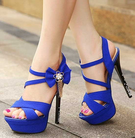 c02bbcbac20e Today we are going to presenting top most stylish women high heels shoes  collection for 2015.