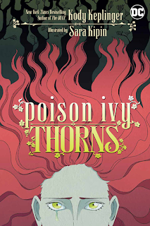 Poison Ivy: Thorns - Cover