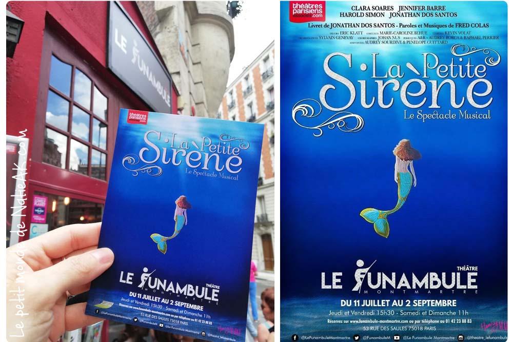 Théâtre le Funambule Montmartre