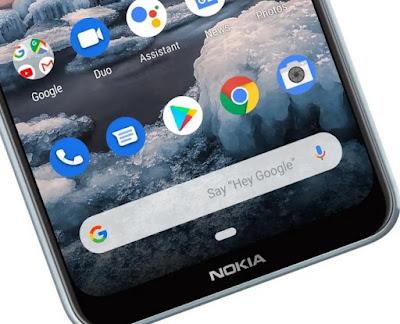 NOKIA - Dari Finlandia, dengan cinta Android ™ yang semakin membaik