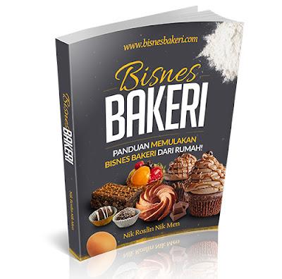 Panduan Memulakan Bisnes Bakeri Dari Rumah