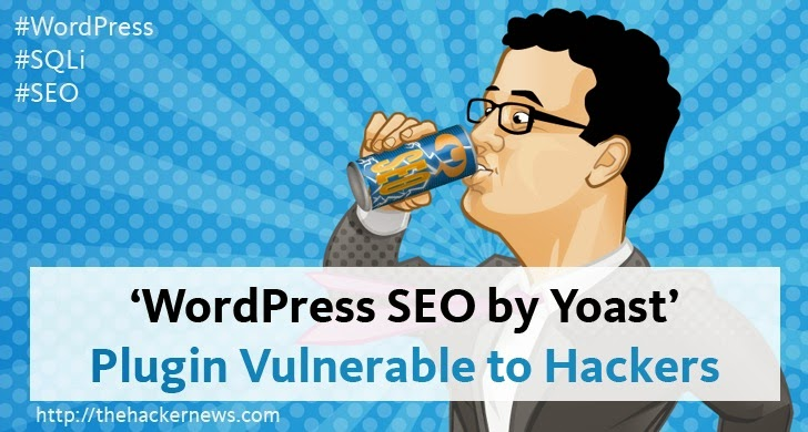'WordPress SEO by Yoast' Plugin Vulnerability Affects Millions