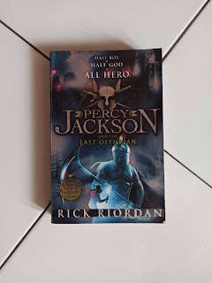 Percy Jackson And The Last Olympian Book 5 English Version
