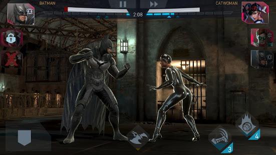 تحميل لعبة injustice 2 للاندرويد