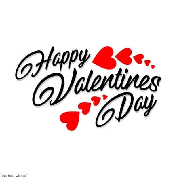 valentine day best wishes