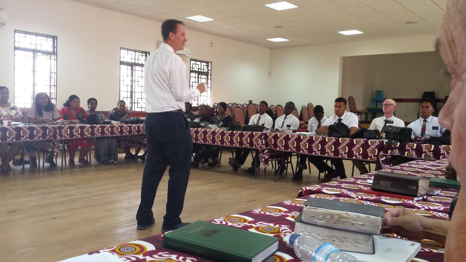 Pulsipher Zambia Mission