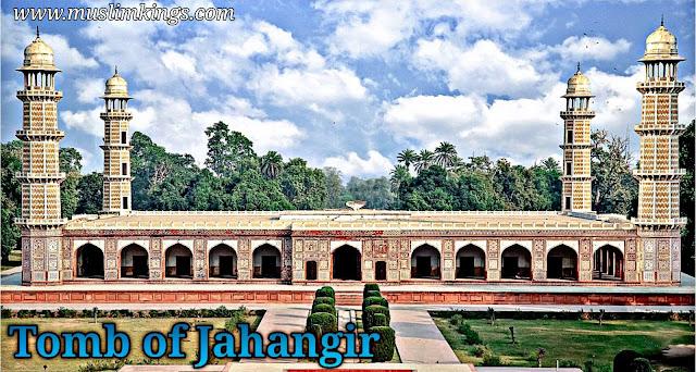 Tomb of jahangir,Jahangir ka maqbara