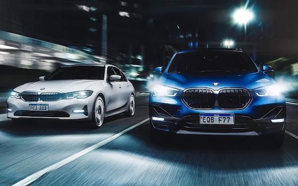 BMW lidera mercado premium nacional com Série 3 e X1