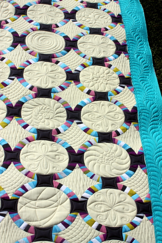 Quilt Inspiration Single Wedding Ring Quilts