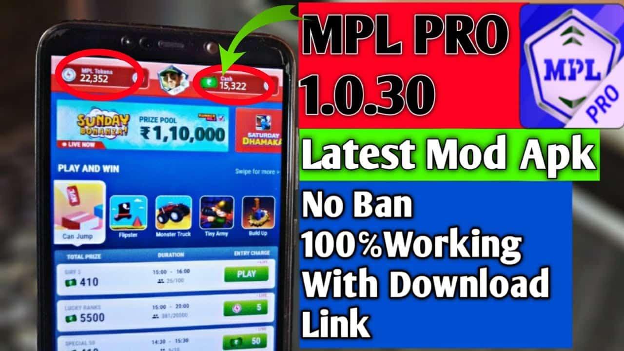 MPL Game APK Download, MPL Pro Real Cash APP, Referral