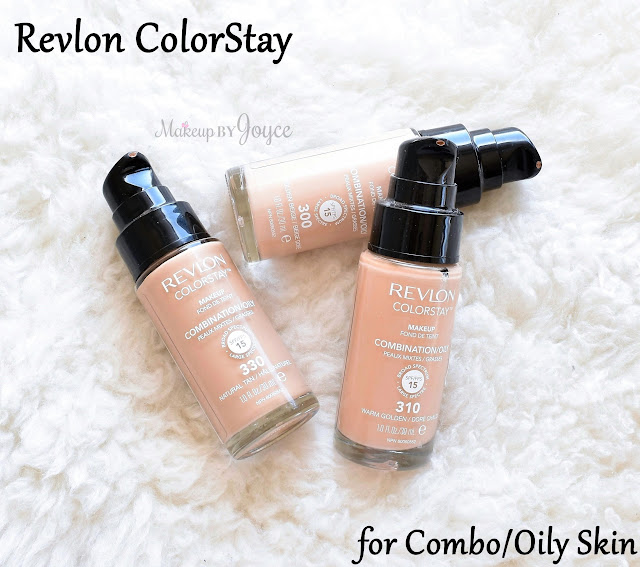 Revlon ColorStay Matte Drugstore Foundation Oily Skin 2016 Pump Review