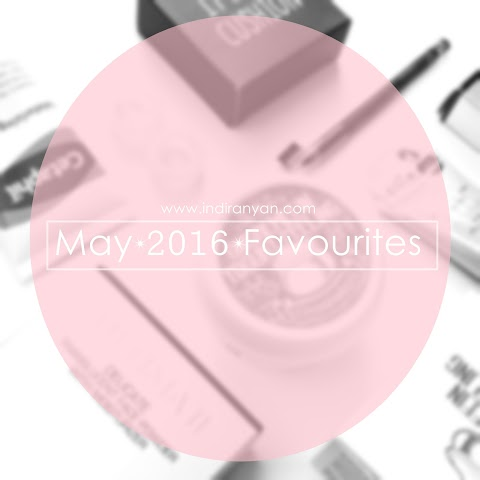 May 2016 Favourites