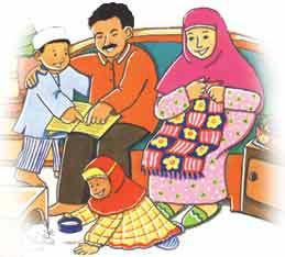 ragam Pola Asuh Orang Tua