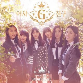 [Mini Album] GFRIEND - 3rd Mini Album 'SNOWFLAKE' (MP3) full zip rar 320kbps