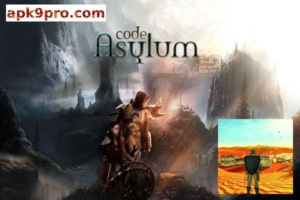 Code Asylum v3.4 Apk + Mod + Data (File size 676 MB) for android