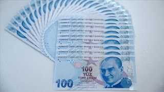 سعر صرف الليرة التركية أمام العملات الرئيسية الخميس 23/1/2020