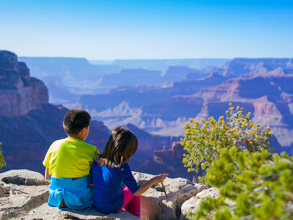 Traveling Freely With The Kids: How To Make it Work