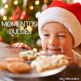 blog mimuselina ilusión niños navidad dulces turron mazapan galletas