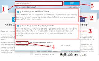 साइट मैप बनाकर गूगल में कैसे सबमिट करें || Sitemap Banakar Google Me Kaise Add Kare || How To Make Sitemap || Wapkiz || PHP || Blogger हिंदी 2018 - SqlHackerz.Com