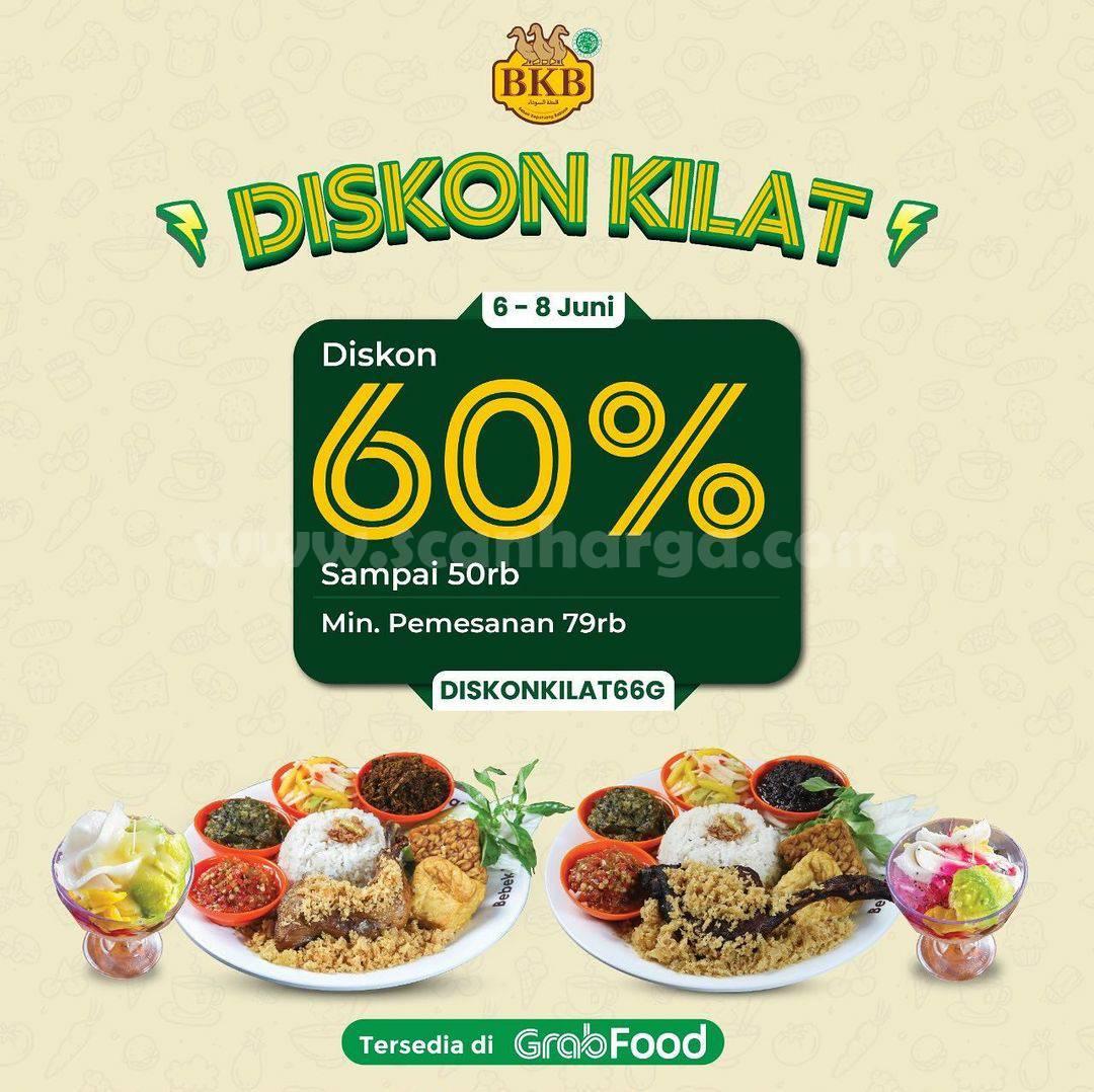 Promo Bebek BKB Flash Sale - Diskon Kilat 60% sampai 50 Ribu