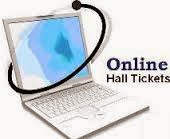 Telangana TS Intermediate Hall Tickets 2017