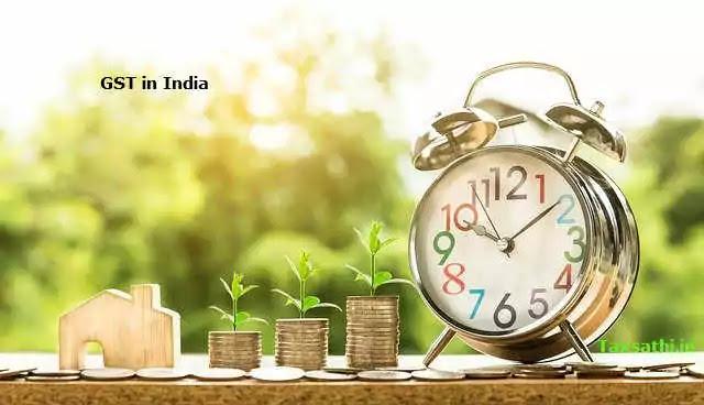 GST - Goods & Services Tax GST (India)  GST Tax Benefits