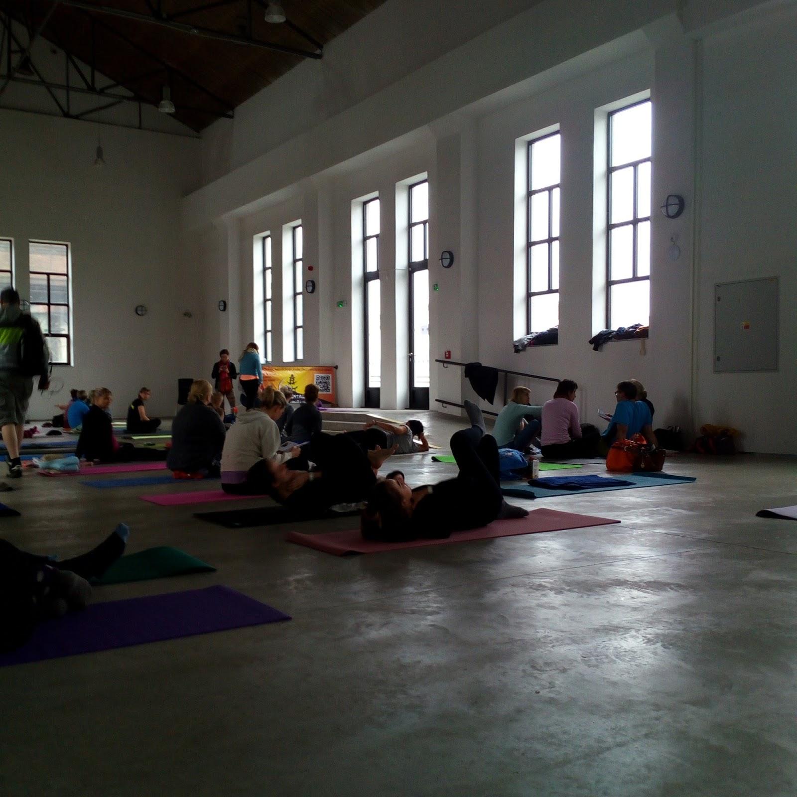Yoga & Dance festival v Ostravě