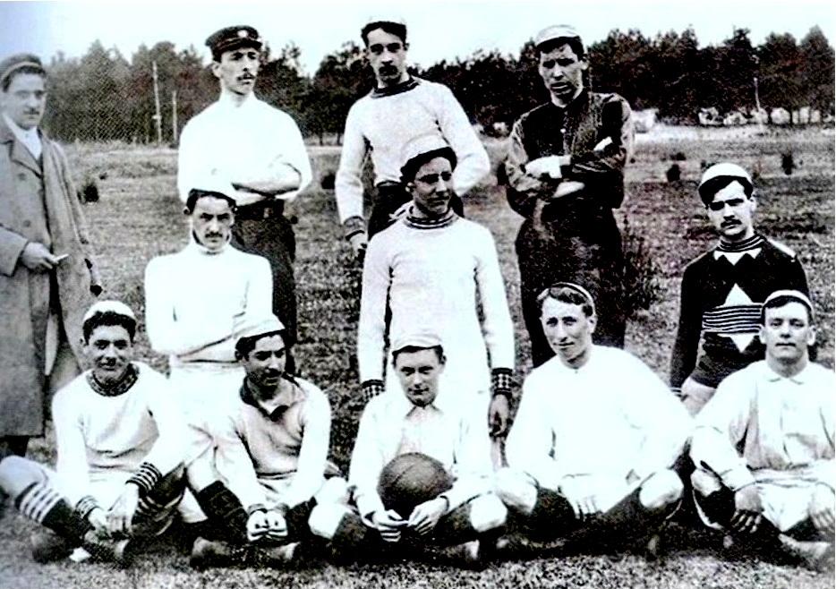 FOTOS HISTORICAS O CHULAS  DE FUTBOL Athletic%2Bde%2BBilbao%2B1901%2B1902