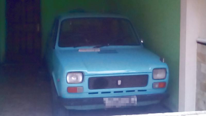 Fiat 127 Mobil Motor Lama