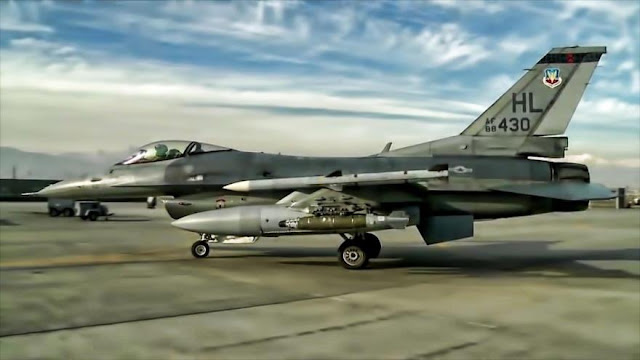 EEUU bate récord; lanzó 7423 bombas en Afganistán en 2019