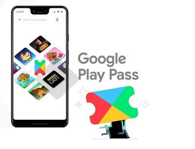 Google Play Pass جوجل بلاي باس