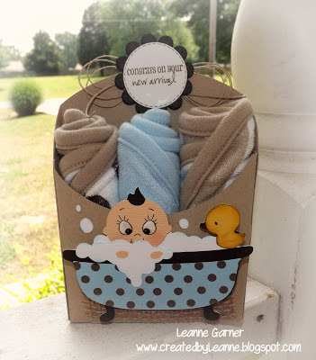 Obsessed With Scrapbooking See The Cutest Baby Shower