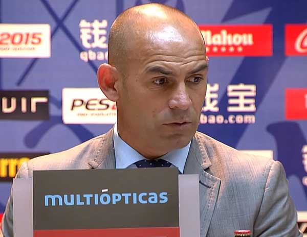 Paco Jémez suena como nuevo entrenador de la UD Las Palmas