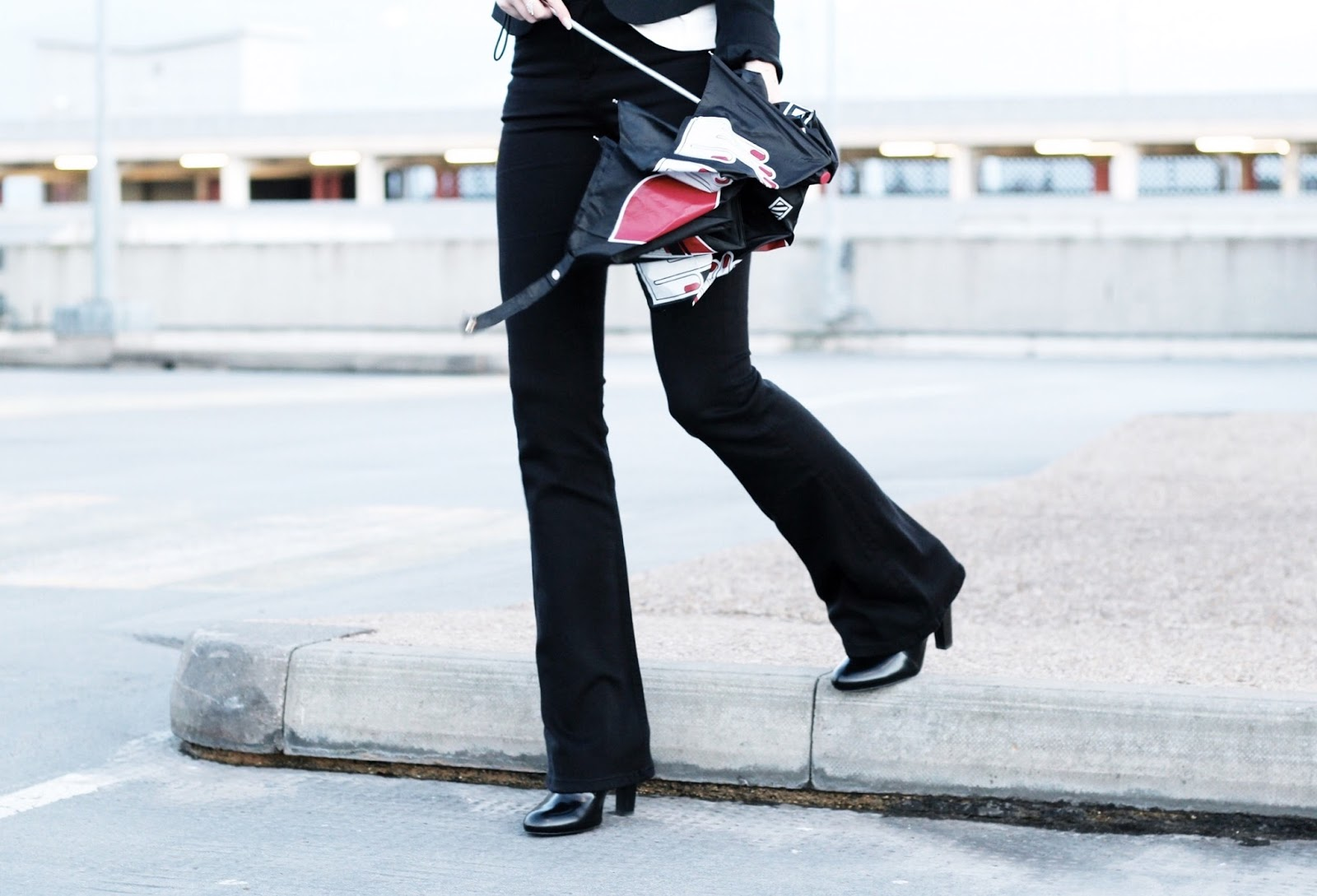 Donna Ida for Jaeger Black Denim Jeans