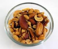 Makanan untuk menurunkan berat badan kacang-kacangan