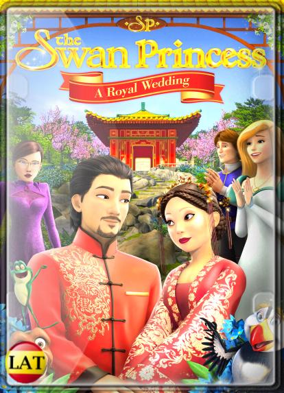 La Princesa Encantada: Una Boda Real (2020) DVDRIP LATINO
