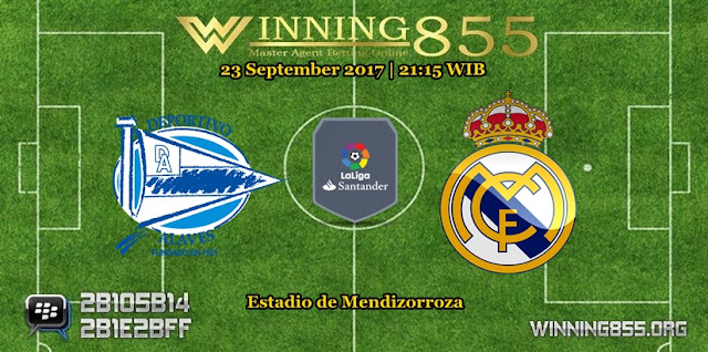 Prediksi Skor Alaves vs Real Madrid
