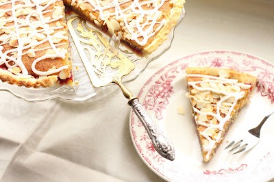 bakewell recette