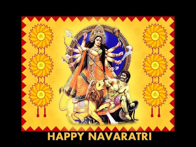 Happy Navratri 2016 Wallpapers