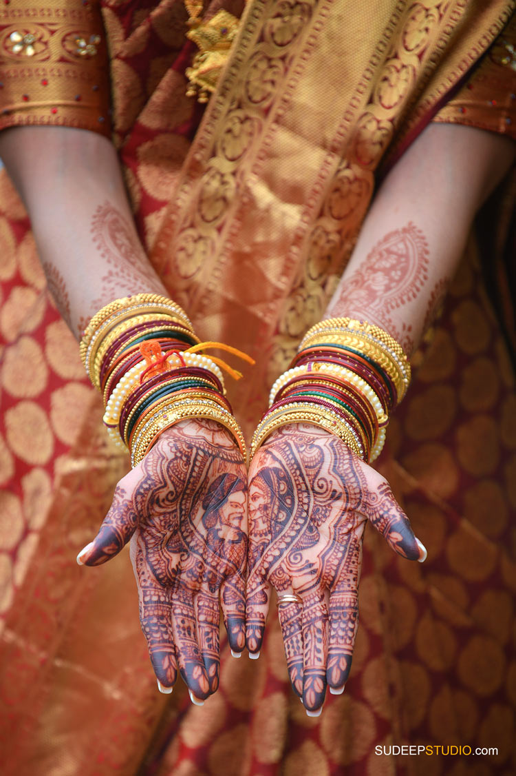 Indian Wedding Photography Bride Mehendi Henna by SudeepStudio.com Ann Arbor South Asian Indian Wedding Photographer