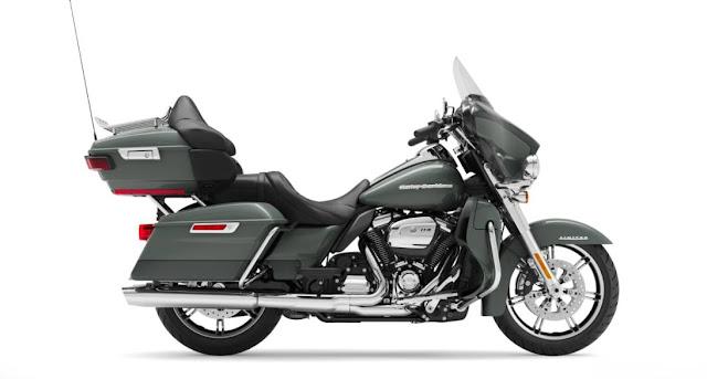 Spesifikasi Harley Davidson Ultra Limited